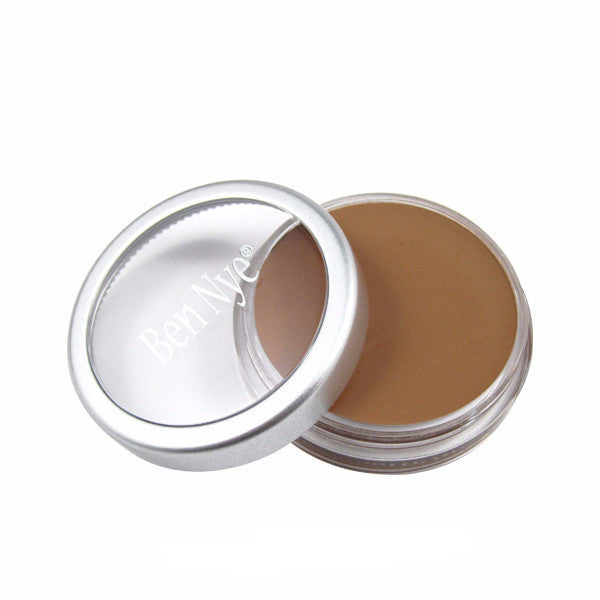 Ben Nye HD Matte Foundation - Latte (SA-3) | Camera Ready Cosmetics - 53