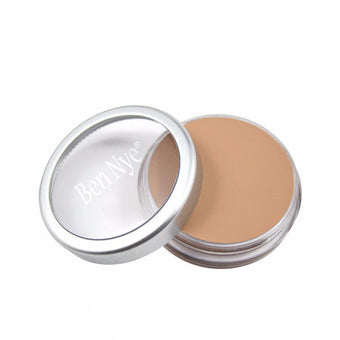 Ben Nye HD Matte Foundation - Olive Tan (IS-18) | Camera Ready Cosmetics - 65