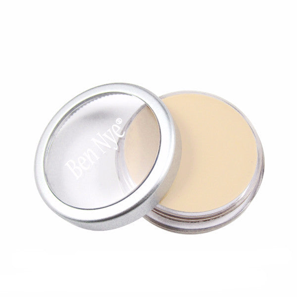 Ben Nye HD Matte Foundation - Shinsei Ivory (SH-0) | Camera Ready Cosmetics - 83