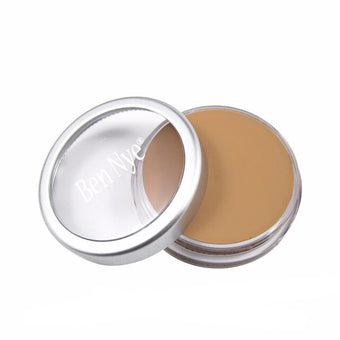 Ben Nye HD Matte Foundation - Soft Caramel (NO-7) | Camera Ready Cosmetics - 86