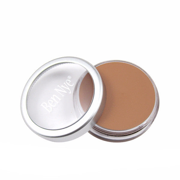 Ben Nye HD Matte Foundation - Special Light Olive 4 (SO-4) | Camera Ready Cosmetics - 90