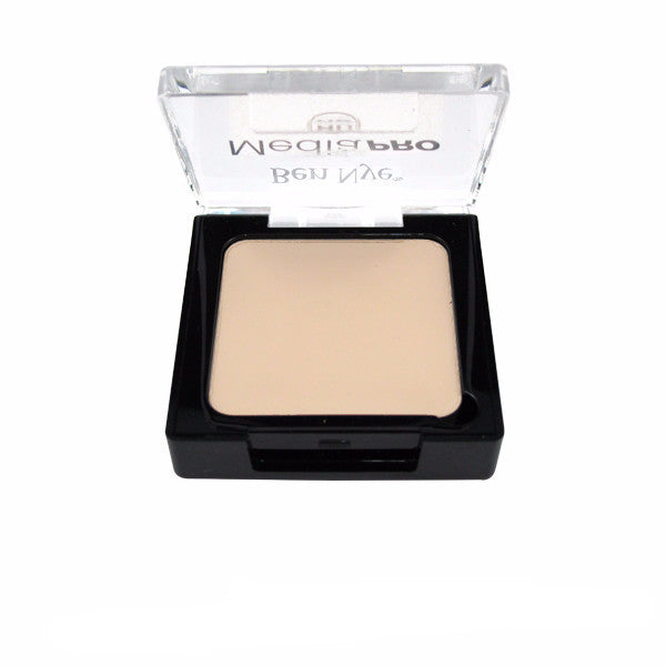 Ben Nye MediaPRO Creme Blush and Contour (Highlight) - Porcelain (MCH-01) | Camera Ready Cosmetics - 10