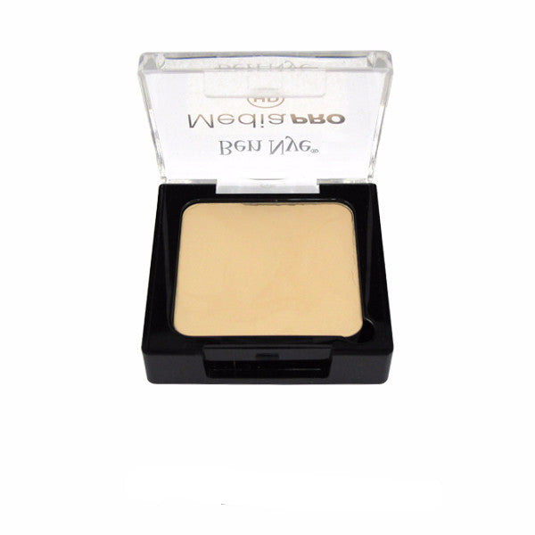 Ben Nye MediaPRO Creme Blush and Contour (Highlight) - Almond (MCH-09) | Camera Ready Cosmetics - 2