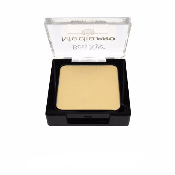 Ben Nye MediaPRO Creme Blush and Contour (Highlight) - Banana (MCH-10) | Camera Ready Cosmetics - 4