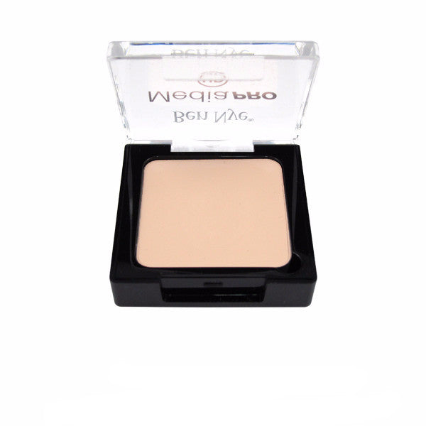 Ben Nye MediaPRO Creme Blush and Contour (Highlight) - Palest Pink (MCH-02) | Camera Ready Cosmetics - 9