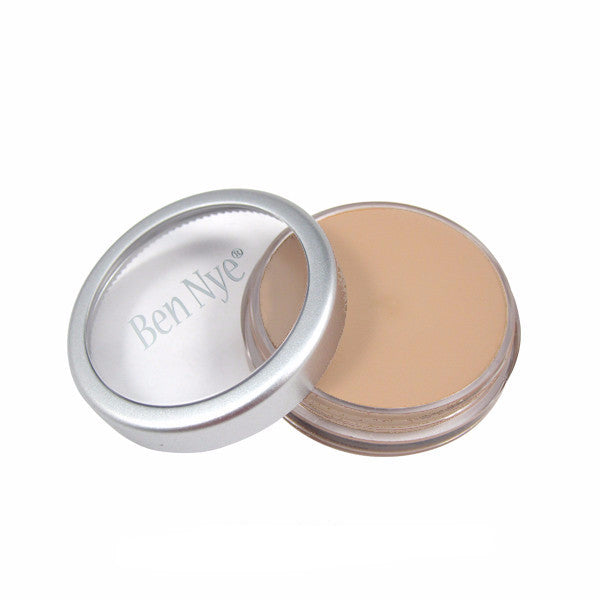 Ben Nye HD Matte Foundation - Bare Beige (IS-8) | Camera Ready Cosmetics - 14