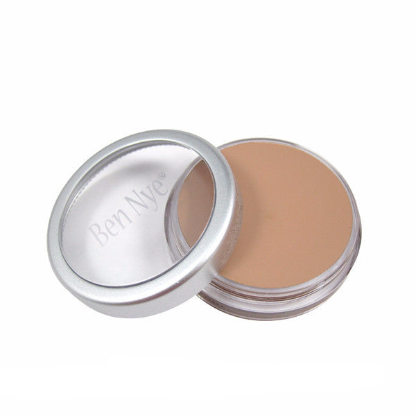 Ben Nye HD Matte Foundation - Beige Natural 3 (BN-3) | Camera Ready Cosmetics - 18