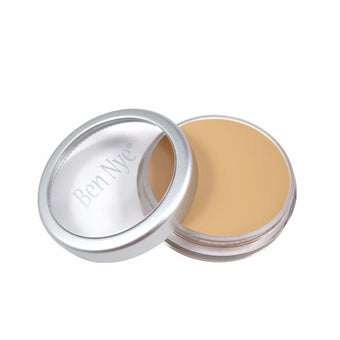 Ben Nye HD Matte Foundation - Biscotte (NO-3) | Camera Ready Cosmetics - 25