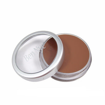 Ben Nye HD Matte Foundation - Brazil Nut (MH-11) | Camera Ready Cosmetics - 27