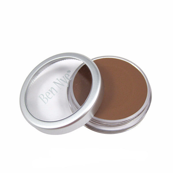 Ben Nye HD Matte Foundation - Brown Suede (MH-14) | Camera Ready Cosmetics - 28