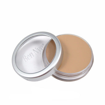 Ben Nye HD Matte Foundation - Cine Beige (CE-5) | Camera Ready Cosmetics - 35