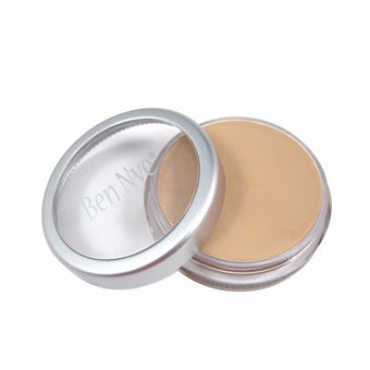 Ben Nye HD Matte Foundation - Clair (CN-001) | Camera Ready Cosmetics - 41
