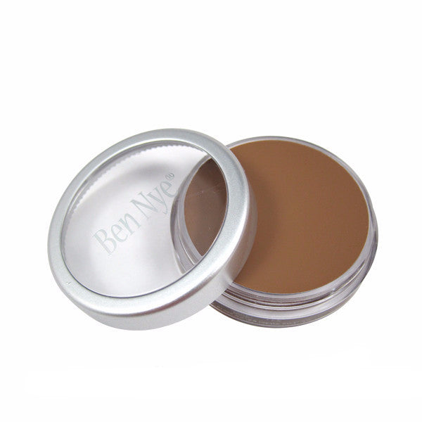 Ben Nye HD Matte Foundation - Coco Sorbet (MH-10) | Camera Ready Cosmetics - 42