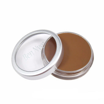 Ben Nye HD Matte Foundation - Mocha (SA-5) | Camera Ready Cosmetics - 55