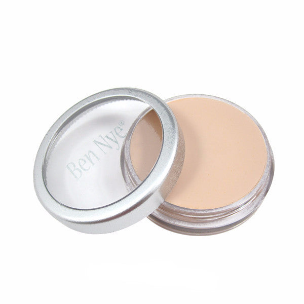 Ben Nye HD Matte Foundation - Pure Ivory (IS-3) | Camera Ready Cosmetics - 71