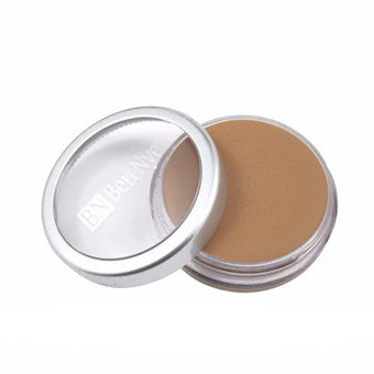 Ben Nye HD Matte Foundation - Warm Bodies Olive 3 (WO-3) | Camera Ready Cosmetics - 101