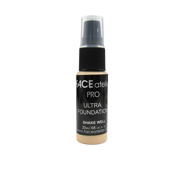 Face Atelier Ultra Foundation Pro - Ivory UFP 02 | Camera Ready Cosmetics - 9