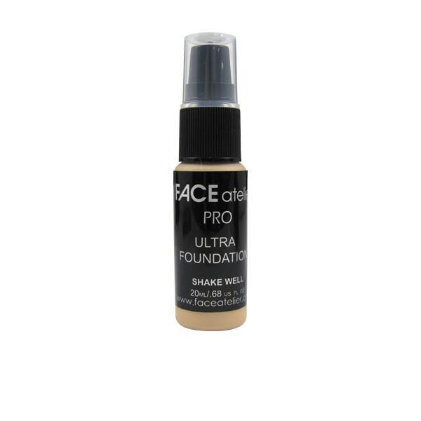 Face Atelier Ultra Foundation Pro - Wheat UFP 03 | Camera Ready Cosmetics - 17
