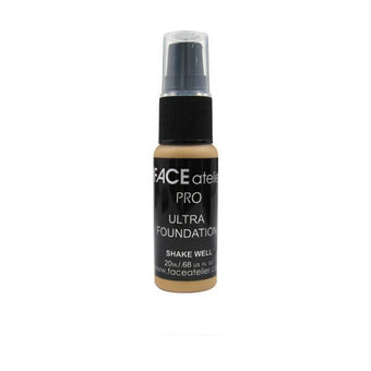Face Atelier Ultra Foundation Pro - Caramel UFP 08 | Camera Ready Cosmetics - 2