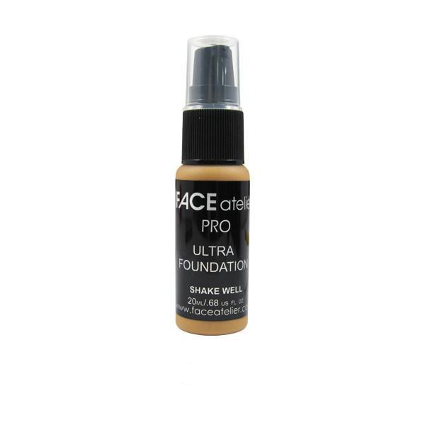 Face Atelier Ultra Foundation Pro - Cocoa UFP 10 | Camera Ready Cosmetics - 4