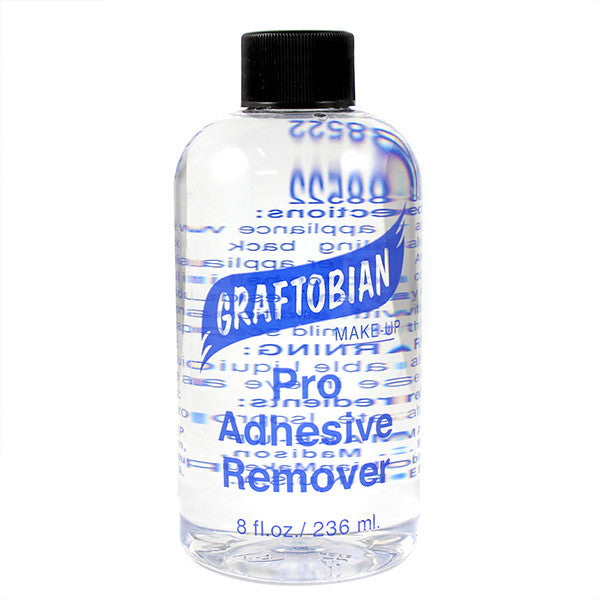 Graftobian Pro Adhesive Remover (USA Only) - 8 oz. (88522) | Camera Ready Cosmetics - 3