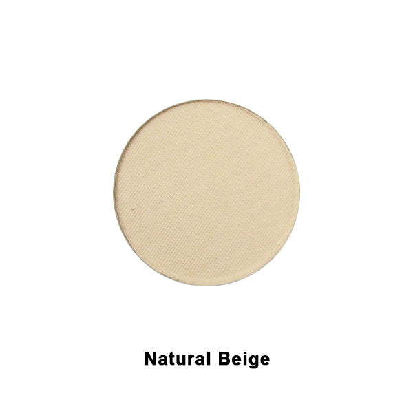 Graftobian Ultrasilk Matte Eye Shadow REFILL - Natural Beige (29140) | Camera Ready Cosmetics - 9