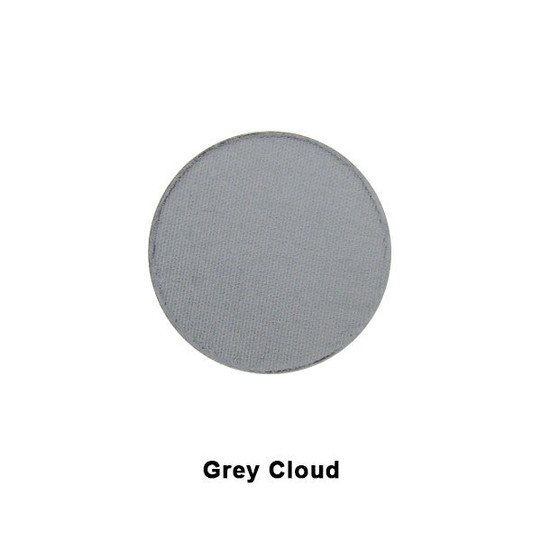Graftobian Ultrasilk Matte Eye Shadow REFILL - Grey Cloud (29138) | Camera Ready Cosmetics - 6