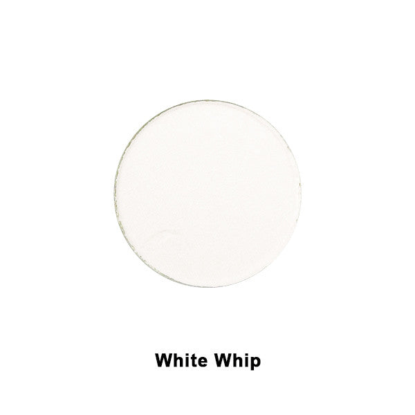 Graftobian Ultrasilk Matte Eye Shadow REFILL - White Whip (29134) | Camera Ready Cosmetics - 12