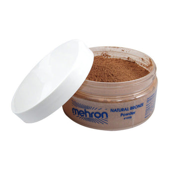 alt Mehron Specialty Powders Natural Bronze  (Specialty Powder) / Large