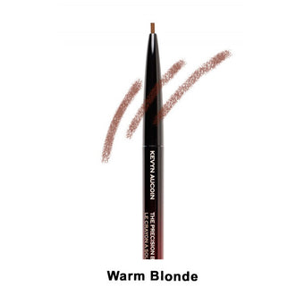 Kevyn Aucoin The Precision Brow Pencil - Warm Blonde | Camera Ready Cosmetics - 5