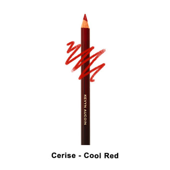 Kevyn Aucoin The Flesh Tone Lip Pencil - Cerise - Cool Red | Camera Ready Cosmetics - 4