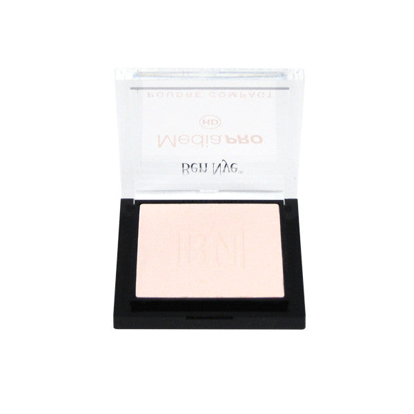 alt Ben Nye Rose Petal Luxury Powder Poudre Compact (HDC-102)