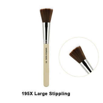 Bdellium Tools SFX Brushes - 195X Large Stippling | Camera Ready Cosmetics - 25