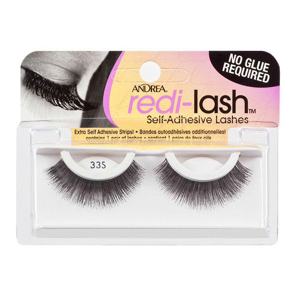 Andrea Redi-Lash (LIMITED AVAILABILITY) - #33S Black (61417) | Camera Ready Cosmetics - 2
