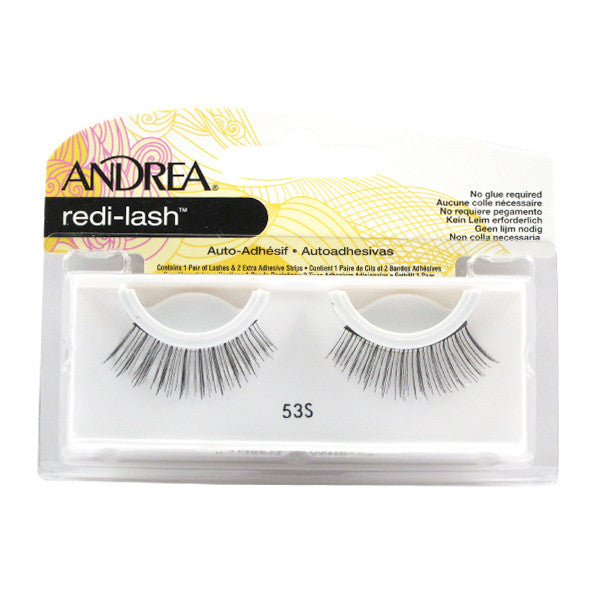 Andrea Redi-Lash (LIMITED AVAILABILITY) - #53S Black (61419) | Camera Ready Cosmetics - 4