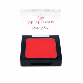 Ben Nye MediaPRO Creme Blush - Wicked Red (MCB-185) | Camera Ready Cosmetics - 16