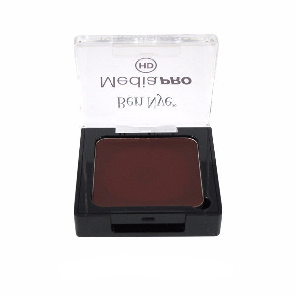 Ben Nye MediaPRO Ultra Blush & Contour Compacts - Coven Red (MUC-12) | Camera Ready Cosmetics - 2