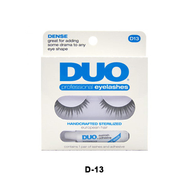 Duo Lash Kit - D13 - Dense (56807) | Camera Ready Cosmetics - 5