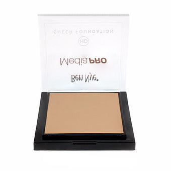 alt Ben Nye MediaPRO HD Sheer Foundation Broadcast 1 (HDTV-01) (Limited Availability)