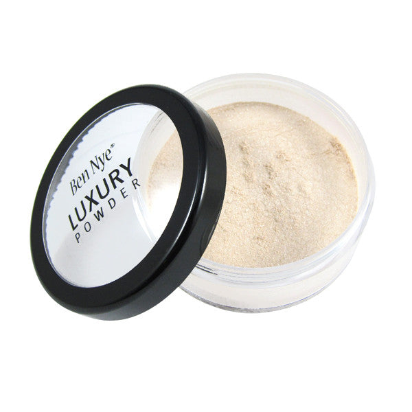 Ben Nye Sensational Shimmer Powder - Cameo (SHP-1) | Camera Ready Cosmetics - 6