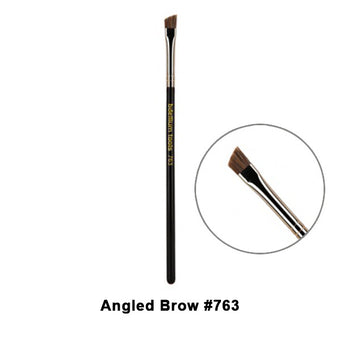 Bdellium Tools Maestro Series Brushes for Eyes - 763 Angled Brow | Camera Ready Cosmetics - 8