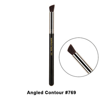 Bdellium Tools Maestro Series Brushes for Eyes - 769 Angled Contour | Camera Ready Cosmetics - 13