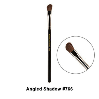 Bdellium Tools Maestro Series Brushes for Eyes - 766 Angled Shadow | Camera Ready Cosmetics - 11