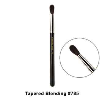 alt Bdellium Tools Maestro Series Brushes for Eyes 785 Tapered Blending (Maestro Eyes)