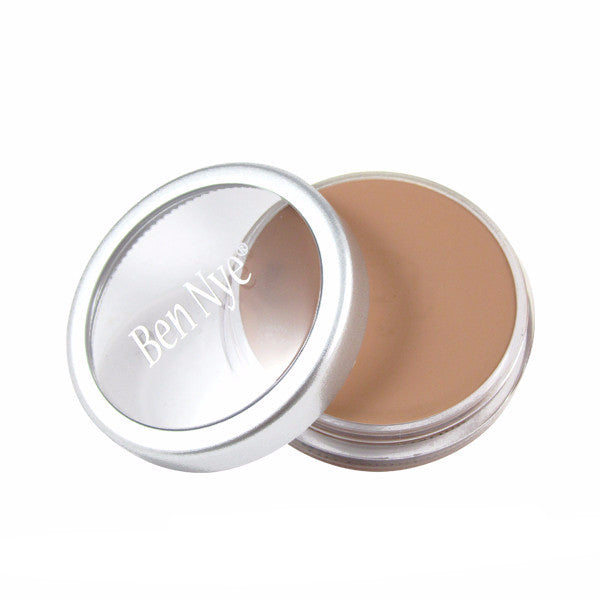 Ben Nye HD Matte Foundation - Beige Natural 2 (BN-2) | Camera Ready Cosmetics - 17