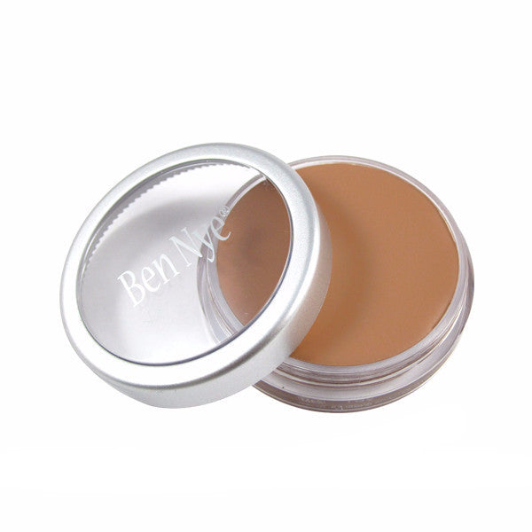 Ben Nye HD Matte Foundation - True Olive 4 (TO-4) | Camera Ready Cosmetics - 97