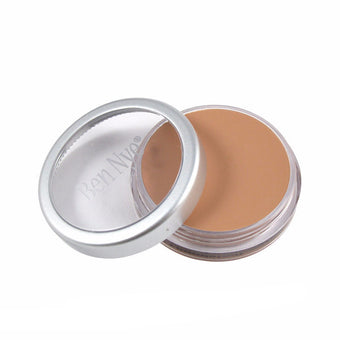 alt Ben Nye HD Matte Foundation Radiant Olive 3 (RO-3)