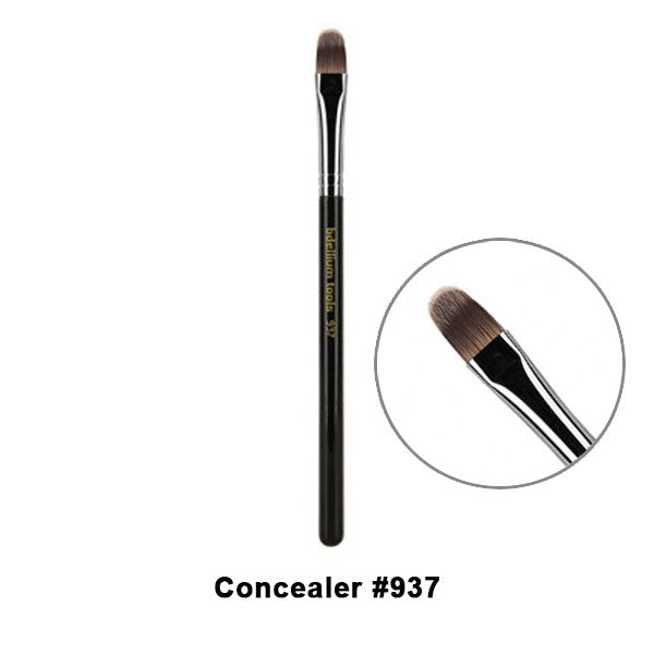 Bdellium Tools Maestro Series Brushes for Face - 937 Concealer | Camera Ready Cosmetics - 6