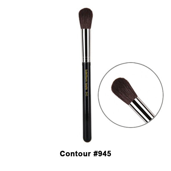 Bdellium Tools Maestro Series Brushes for Face - 945 Contour | Camera Ready Cosmetics - 11
