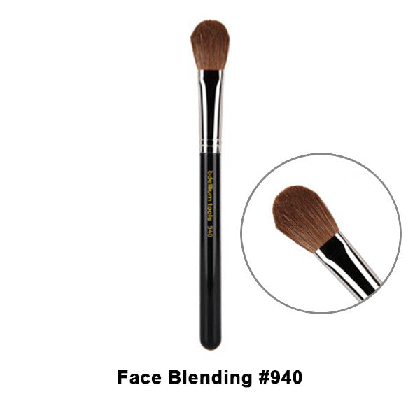 Bdellium Tools Maestro Series Brushes for Face - 940 Face Blending | Camera Ready Cosmetics - 8